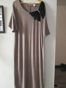 robe longue taillissime taille 48 48 vide dressing With robe longue taille 48
