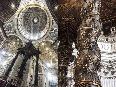 Baldacchino Di S Pietro by Il Baldacchino Di San Pietro 28 Images Baldacchino Di