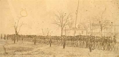 2nd Cavalry Wisconsin Barracks Benton Civil War