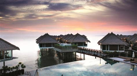 Overwater Bungalows In Malaysia, Water Villas & Resorts In