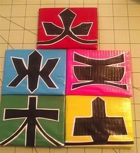 power rangers samurai mask symbols - Google Search | 5 ...
