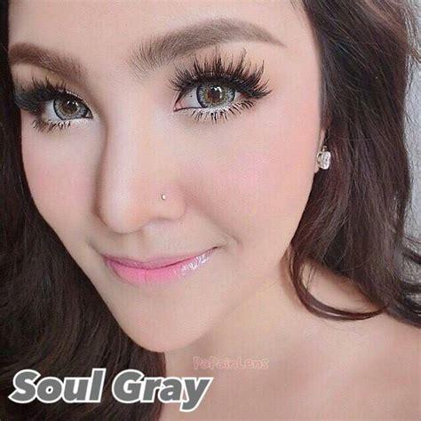 softlens dreamcolor nobluk grey softlens dreamcolor soul grey 14 5mm softlens