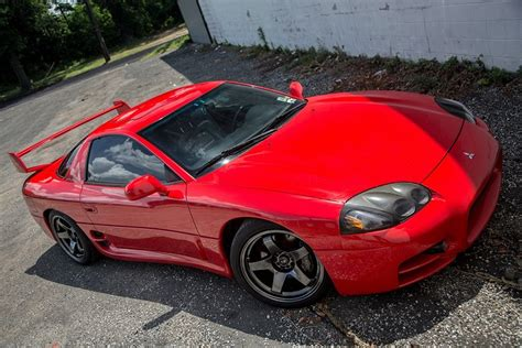 1999 3000gt Vr4 For Sale by Extremely Clean 1999 Mitsubishi 3000gt Vr4 Will Bring Out