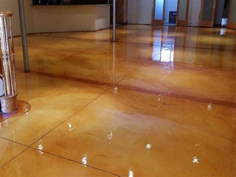 concrete polishing floor overlays  york ny