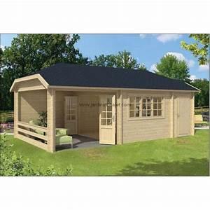 Abri De Jardin Avec Terrasse : abri de jardin moderne studio de jardin design viveka 30m2 ~ Dailycaller-alerts.com Idées de Décoration