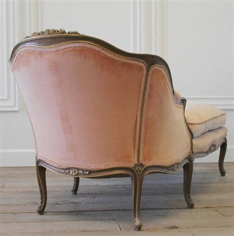 chaise louis 15 19th century antique louis xv style chaise longue