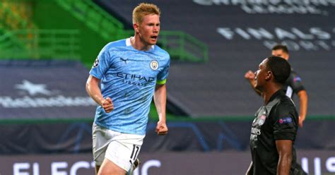 Kevin De Buyne 'very happy' at Man City but denies holding ...
