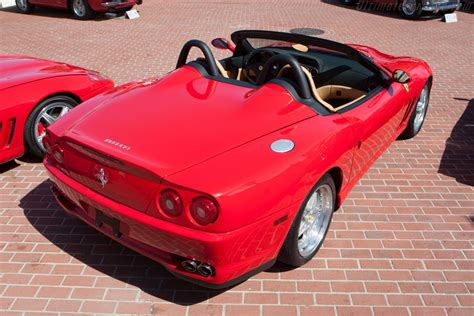 Ferrari 550 Barchetta - Chassis: 124350 - 2014 Monterey ...