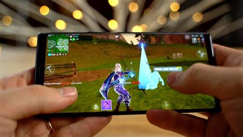 compared fortnite   iphone xr  note