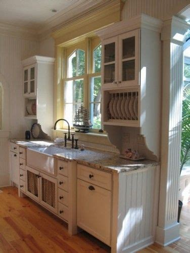 plate racks cabinets  cottages  pinterest