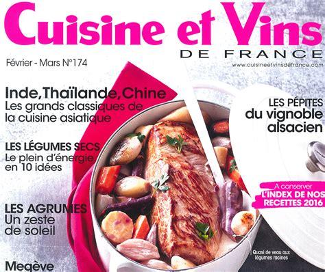 cuisine et vins de vu dans la revue cuisine et vins de le de l 39 oeuf