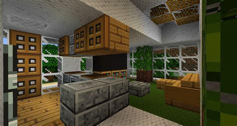 Kitchen Design Ideas Minecraft