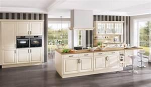 Ikea Küchen Beispiele : landhaus einbauk che norina 8224 magnolia k chenquelle ~ Frokenaadalensverden.com Haus und Dekorationen