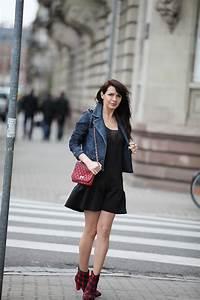 la petite robe noire estelle segura blog mode With look robe et bottines