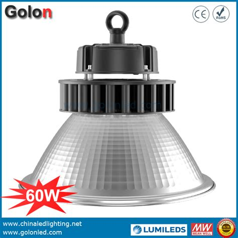 60w industrial lighting led low bay light