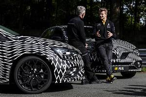 Megane Rs 2017 Prix : new renault megane rs to have two chassis settings 4 wheel steering ~ Gottalentnigeria.com Avis de Voitures