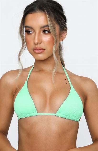 Bikini Mint Ariana Fox Grande Moana Rare