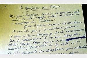 Lettre 48 Si Jamais Recu : soci t titanic la lettre qui fait le buzz ~ Medecine-chirurgie-esthetiques.com Avis de Voitures