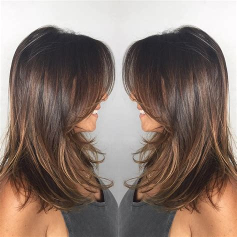 pictures of medium layered hairstyles 2018 hairstyles