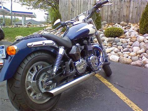Triumph Modification by Triumph Streetmaster Modification Motorcycle Design