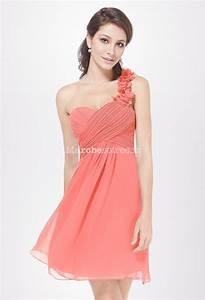 great blog robe robe courte de soiree corail With robe soirée corail