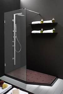 Roman Showers For Modern Bathrooms