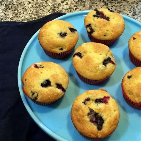 Cool the cake in its pan. Blueberry Coffee Cake Muffins   Recipe   Coffee cake, Coffee cake muffins, Muffins