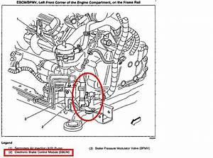 i have a 2003 buick custom the traction controlbrake and With buick abs diagram