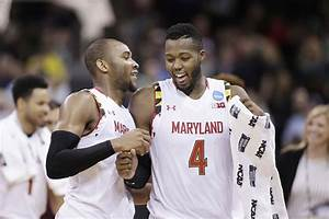 No. 5 seed Maryland on to Sweet 16 with 73-60 win over No ...
