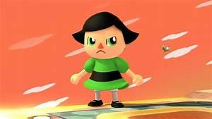 Powerpuff Girls Buttercup Super Smash Bros For Wii U