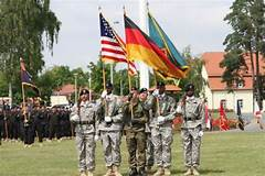 US to withdraw about 12,000 troops from Germany