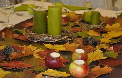 Herbstliche Tischdeko Selbermachen by 35 Inspirierende Bastelideen F 252 R Wundersch 246 Ne Herbstdeko