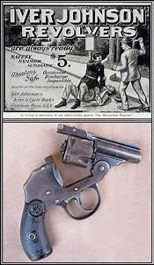 Antique Iver Johnson Hammerless 32 S W Smith Wesson Gun
