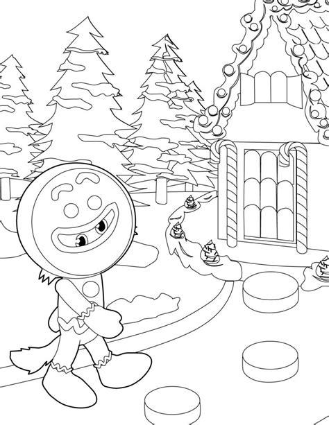 printable snowflake coloring pages  kids
