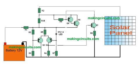 Ion Battery Charger Circuit Making Easy Circuits