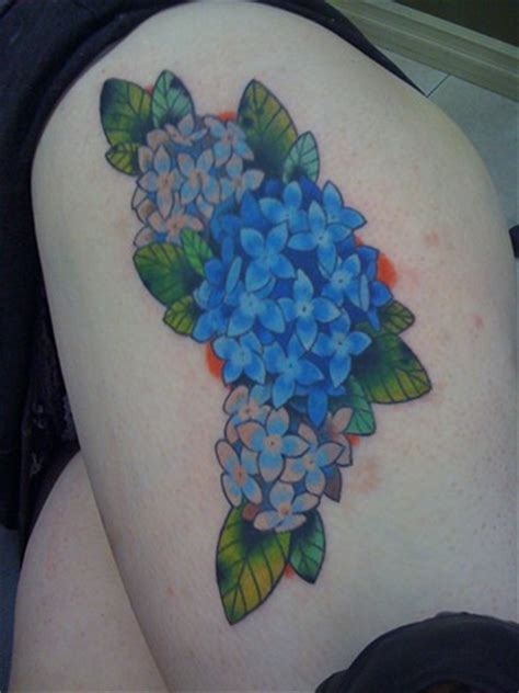 hydrangea tattoos designs ideas  meaning tattoos
