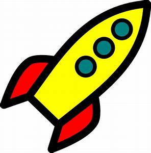Space Rockets Clipart - Pics about space