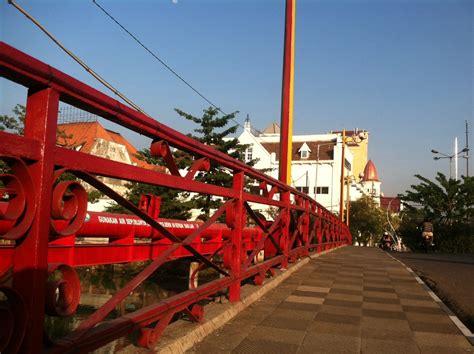 jembatan merah saksi hidup perjuangan pahlawan  surabaya