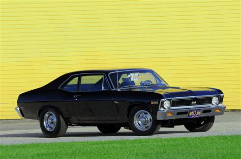 Big Block Chevrolet Nova Has Seen All From