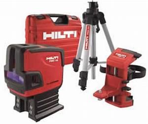 Niveau Laser Hilti : hilti lance son nouveau laser combin pmc 46 kit ~ Dallasstarsshop.com Idées de Décoration
