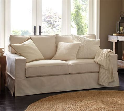 pottery barn overstuffed chair cover pb comfort square arm slipcovered sofa pottery barn