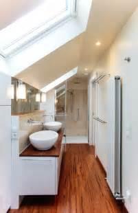 badezimmer ideen dachgeschoss badezimmer im dachgeschoss modern badezimmer berlin katarzyna szczyra raumgestaltung