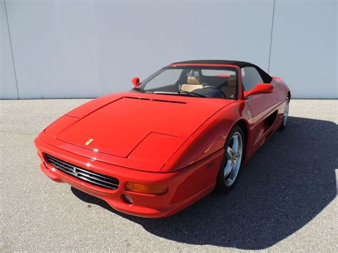 A matched pair of used ferrari f355 air inlets and pipes sold as photos. 1999 Used Ferrari F355 Spider F1 at CNC Motors Inc. Serving Upland, CA, IID 15286024