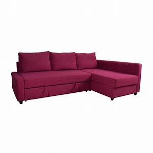 pink sofa ikea diy success dyeing an ikea sofa a new color With ikea friheten sofa couch