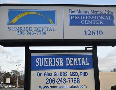 sunrise dental  seattle wa  citysearch