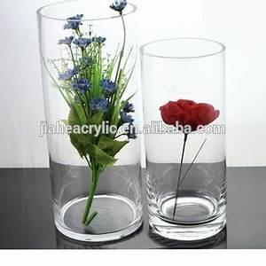 Vase Haut Pas Cher : professionnelle plexiglas cylindre tube vase jachoo main pas cher acrylique plexiglas ~ Teatrodelosmanantiales.com Idées de Décoration