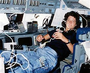 Sally Ride, first U.S. woman in space, dies   collectSPACE