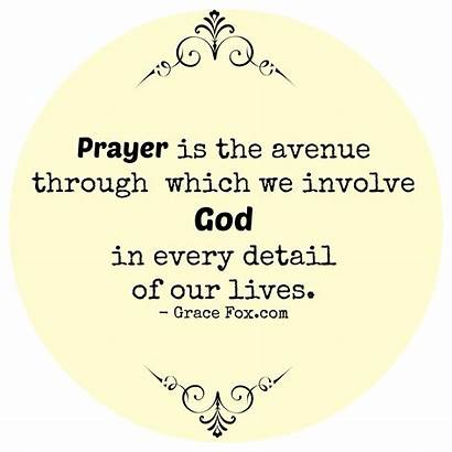 Prayer Learning Avenue Starters