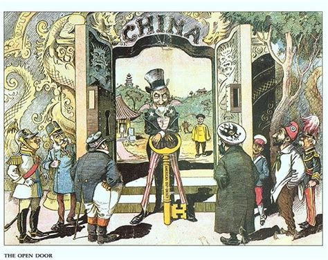 William Mckinley And The Open Door Policy Presidential