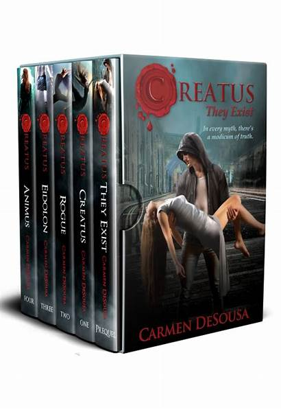 Books Boxed Kindle Mystery Creatus Romance Paranormal